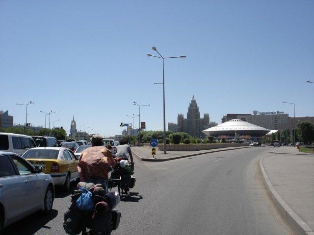 Astana, le départ