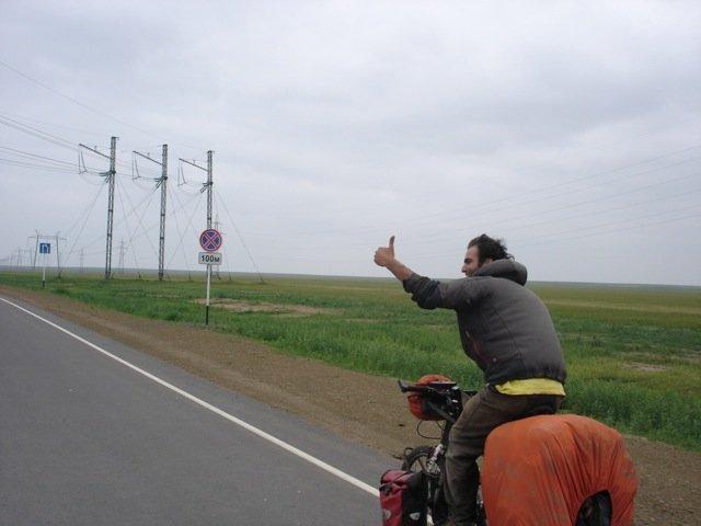 Thomas aime la Kazakhstan!